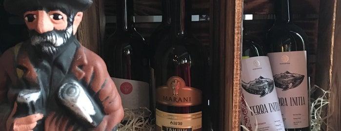 Shvili Shvili Wine Shop&Bar 2.0 is one of Locais salvos de Anna.
