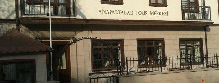 Ankara Karakolları