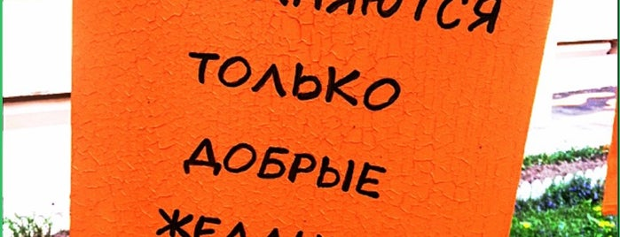Дерево оранжевых желаний is one of Tempat yang Disukai Студия KateMagic.