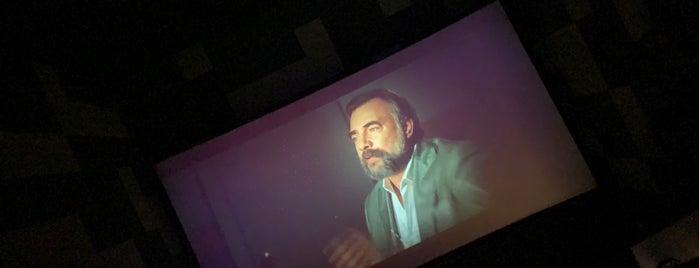 Cinemaximum is one of Sinema (Gittiklerim).