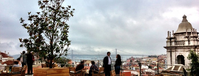 Park is one of Lisbon top terraces & rooftops.