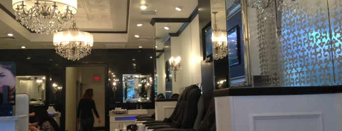 Posh Nail Spa is one of Dallas faves.
