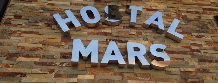 Restaurante Hostal Mars is one of Restaurants.