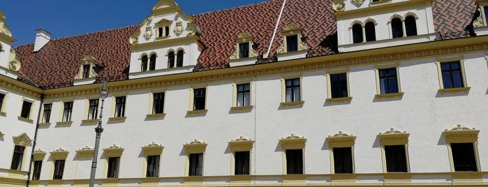 Schloss St. Emmeram is one of Regensburg.