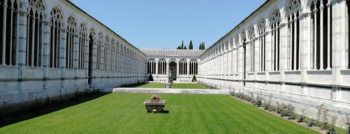 Campo Santo is one of Trips / Tuscany and Lake Garda.