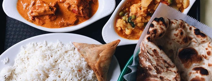 Curry In A Hurry is one of Curry Hill.