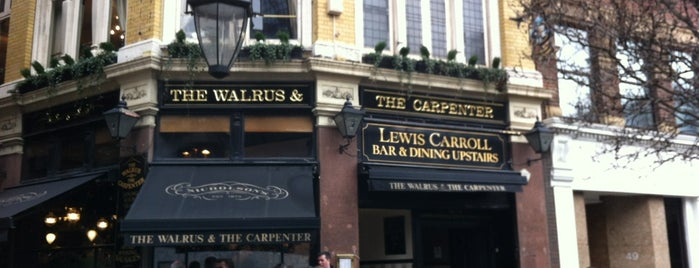 The Walrus & The Carpenter is one of Locais curtidos por Carl.