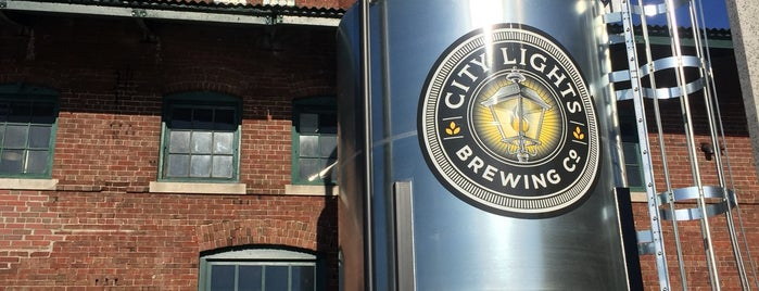 City Lights Brewing Company is one of Breweries I've Visited.