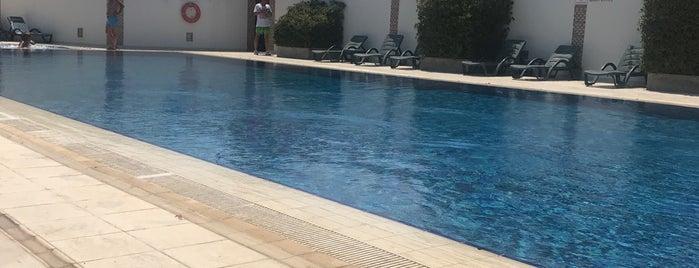 Swimming Pool Marmaris Yacht Marina is one of Marmaris.