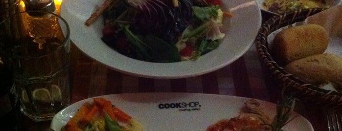 Cookshop is one of Locais curtidos por @yemekfilozofu.