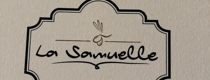 La Samuelle is one of Tempat yang Disukai Anastasia.