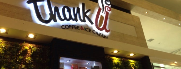 Thank U - Coffee & Ice Cream is one of Posti che sono piaciuti a Marcelo.