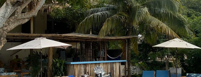 Blue Apple Beach House is one of CARTAGENA.