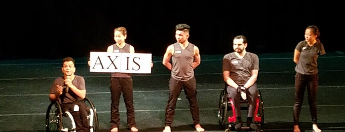 AXIS Dance Company is one of East Bay Attractions.