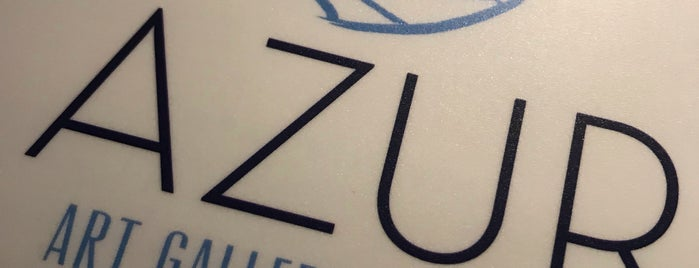 Azur Bistro is one of Israelさんのお気に入りスポット.