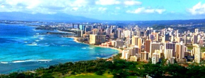 Diamond Head State Monument is one of The Best of Waikiki.