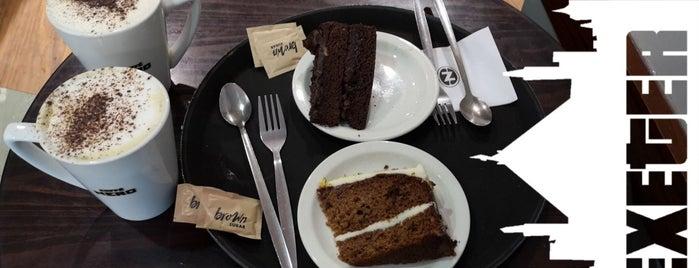 Caffè Nero is one of UK 2014.