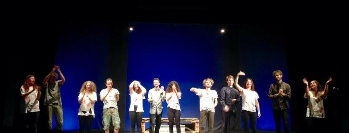 Teatro Dehon is one of Marco'nun Beğendiği Mekanlar.