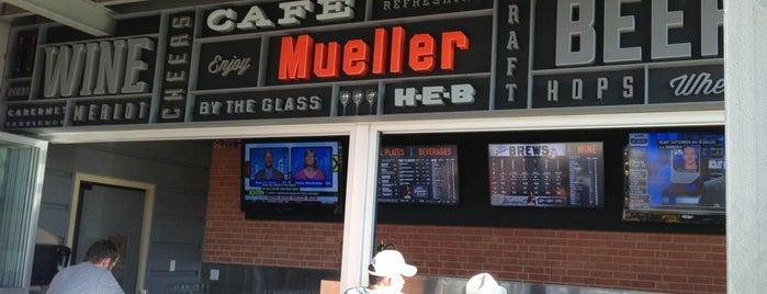 Café Mueller by H-E-B is one of Austin, TX.