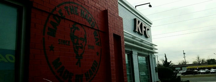 KFC is one of Sheila : понравившиеся места.