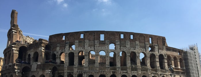 Piazza del Colosseo is one of Italy: Dining, Coffee, Nightlife & Outings.