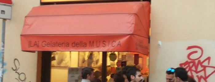 La Gelateria della Musica is one of Ice-cream & sweets world.