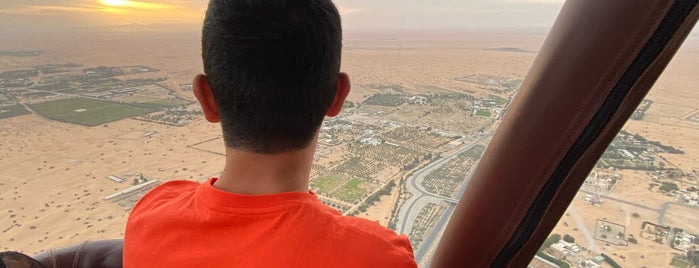 Dubai Desert Conservation Reserve is one of Lugares favoritos de Janek.