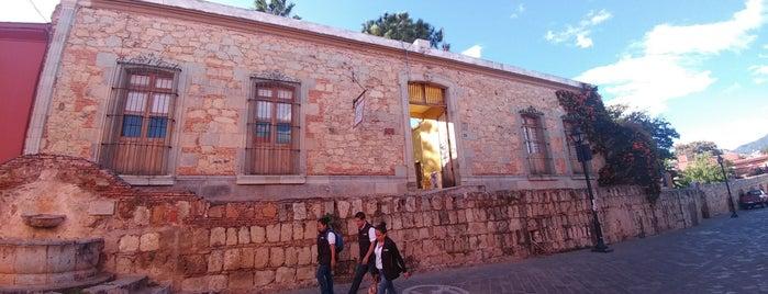 Instituto Oaxaqueno de las Artesanias is one of Oaxaca y Puebla.