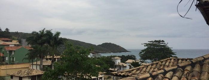 Pousada Praia de João Fernandes is one of Viagem.