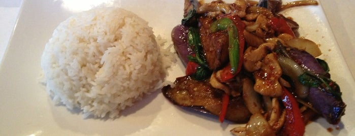 Shana Thai Restaurant is one of Best South Bay Restaurants.