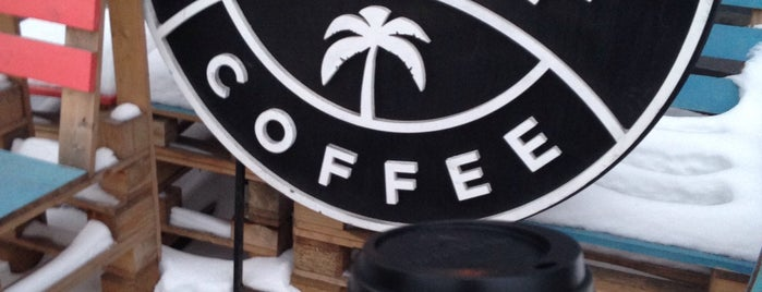 Surf Coffee is one of Call it Moscow!.