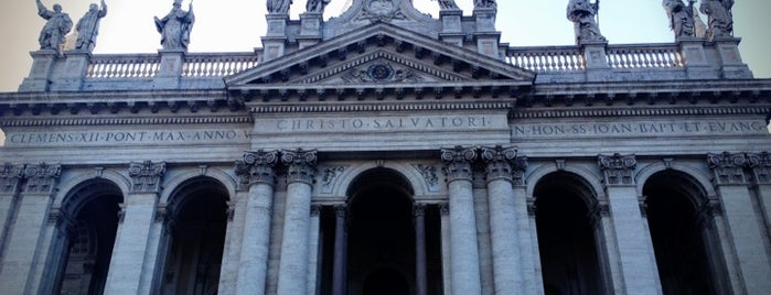 San Giovanni in Laterano - free WiFi hotspots in Rome is one of Free WiFi - Italy.