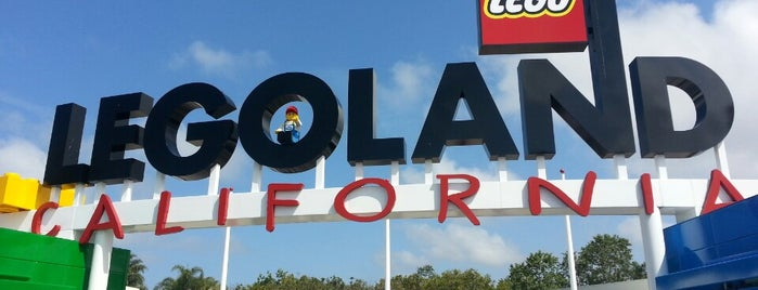 Legoland California is one of SD.