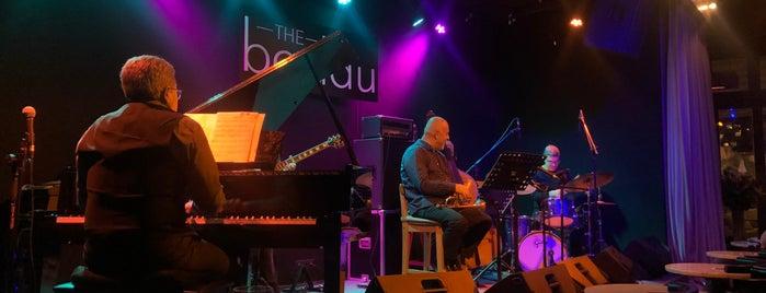 The Badau Akasya is one of Kadıköy jazz.