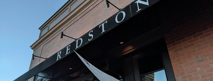 Redstone Grill is one of Boston - Mid Level.