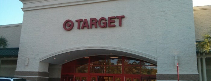 Target is one of Lieux qui ont plu à NELSON.