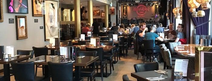 Hard Rock Cafe Helsinki is one of Anastasia 님이 좋아한 장소.