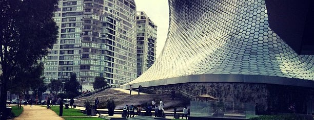 Plaza Carso is one of Lugares por visitar con mi Pequeña.