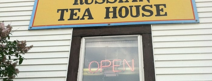 Russian Tea House is one of In the Capital City.