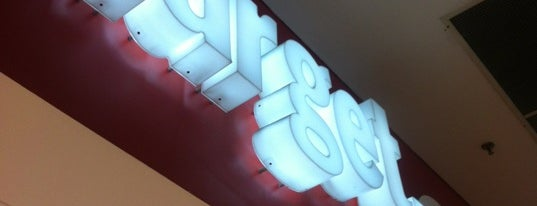 Target Centre is one of Jonathon Tan.