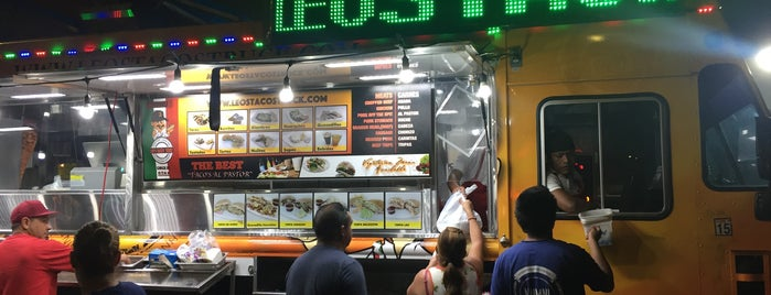 Leos Tacos Truck is one of LosAngeles.