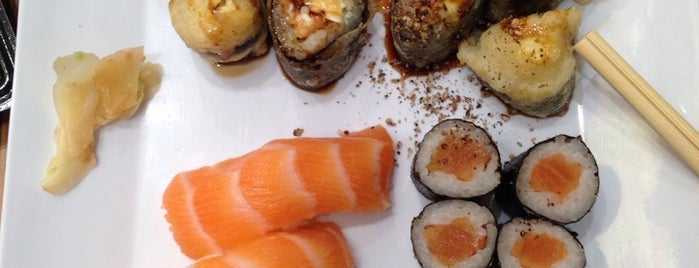 Sushiaki is one of Sushi in Porto Alegre.