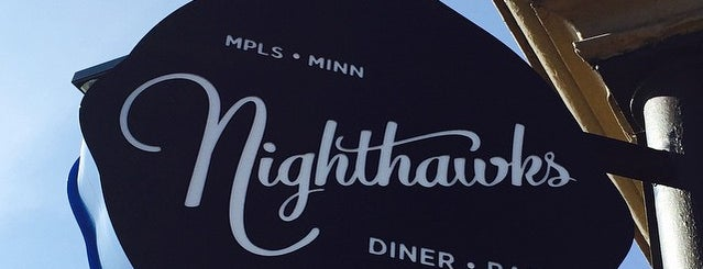 Nighthawks is one of Twin Cities Food.