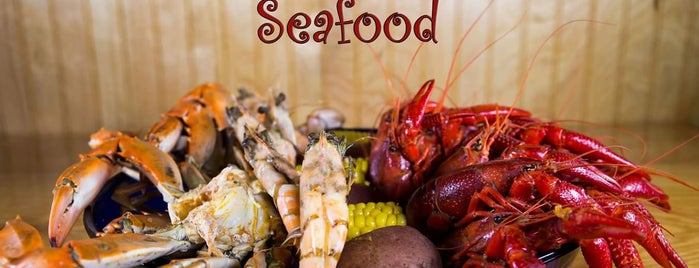 Cajun Greek - Seafood is one of Restaurants to try.