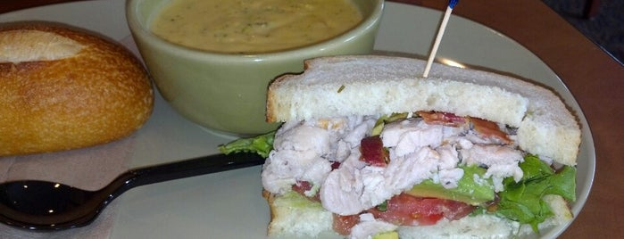 Panera Bread is one of food,drink and more.
