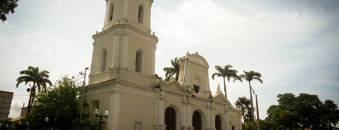 Principales iglesias católicas en Barquisimeto