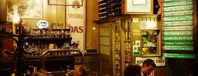 Bierproeflokaal In de Wildeman is one of A great place for beer.