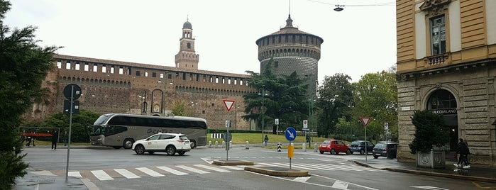 Musei Castello Sforzesco is one of Milano To-do's.