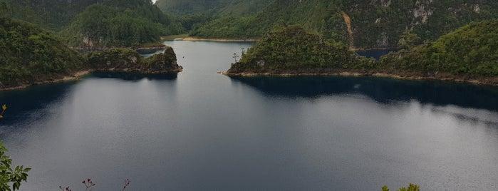 Lagos De Montebello is one of Locais curtidos por Hilda.