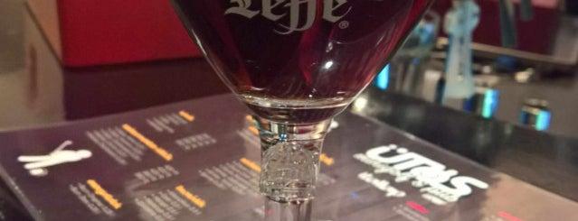 Ütős - Minigolf & Pub is one of B.